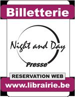 Night & Day - Billeterie